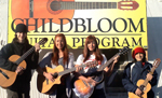 Childbloom Guitar Quartet